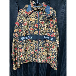 Supreme - Supreme GORE TEX Court Jacket Flower