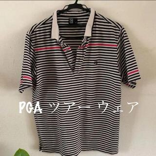 ダイヤゴルフ PGA TOUR ゴルフ ウェア ポロシャツ(ウエア)