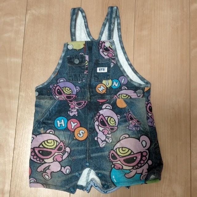 HYSTERIC MINI(ヒステリックミニ)の専用♡ キッズ/ベビー/マタニティのベビー服(~85cm)(ロンパース)の商品写真