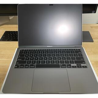 Mac (Apple) - M1MacBookAir【256GB】スペースグレー USキーボード 【美品】