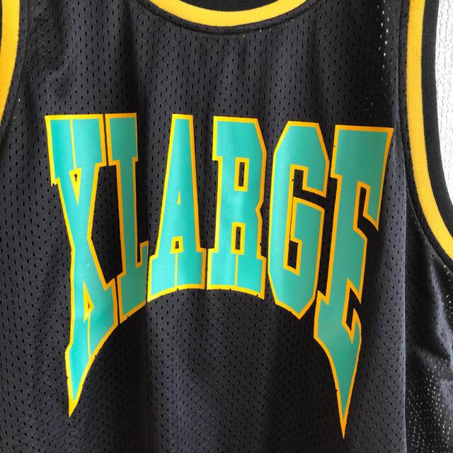 XLARGE(エクストララージ)のBリーグ × XLARGE コラボ ユニフォーム タンクトップ メンズのトップス(タンクトップ)の商品写真