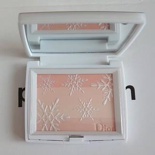 Christian Dior - 新品 ディオール 限定 フェイスパウダー ヴォワールドゥネージュパウダー