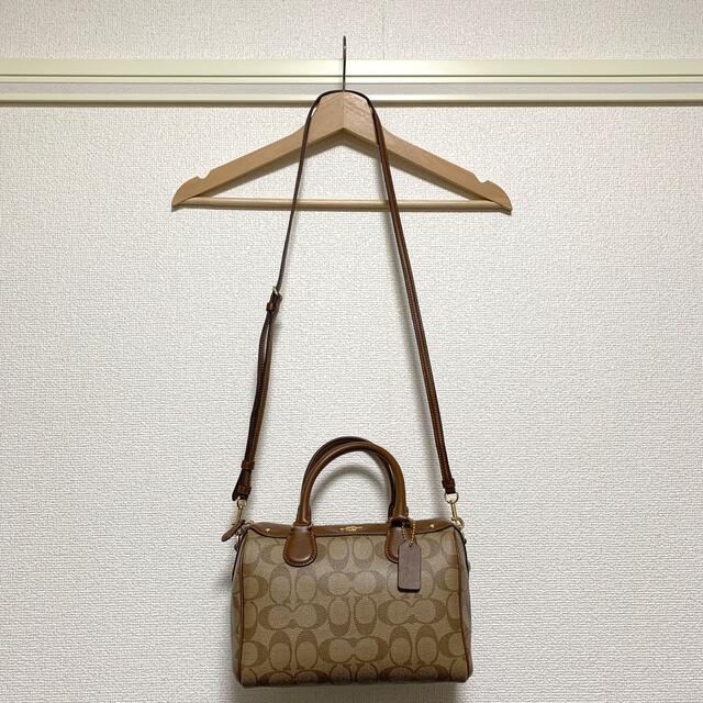 COACH(コーチ)のコーチ COACH   ショルダーハンドバッグ レディースのバッグ(ハンドバッグ)の商品写真