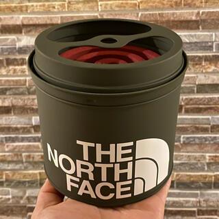 ザノースフェイス(THE NORTH FACE)のカーキ 艶消し ノースフェイス 蚊取り線香(テーブル/チェア)