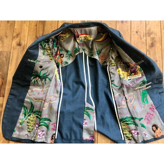 WACKO MARIA(ワコマリア)のWACKO MARIA セットアップ スーツ M メンズのスーツ(セットアップ)の商品写真