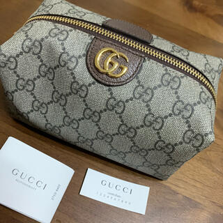 Gucci - GUCCI ポーチ バニティ