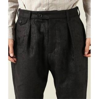 Needles - AiE snakeskin frocking print pants