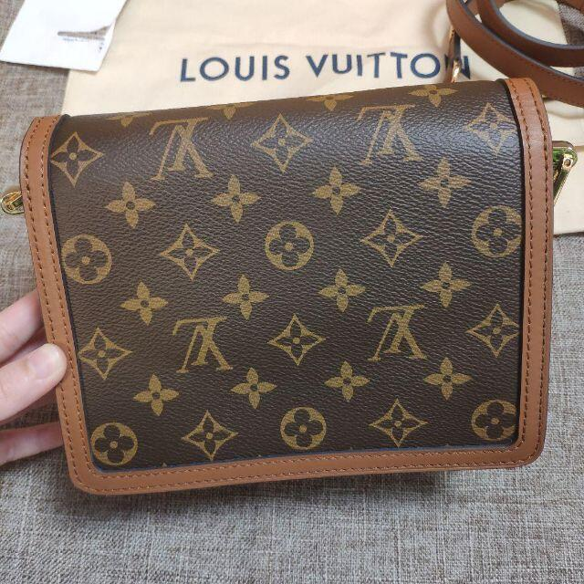 LOUIS VUITTON(ルイヴィトン)のルイヴィトン ドーフィーヌ ショルダーバッグ メンズのバッグ(ショルダーバッグ)の商品写真