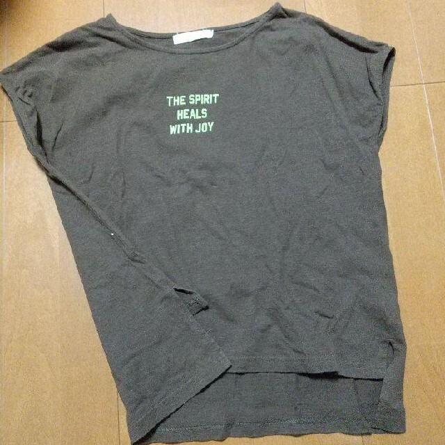 SM2(サマンサモスモス)のサマンサモス  半袖ティーシャツ レディースのトップス(Tシャツ(半袖/袖なし))の商品写真