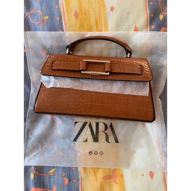 ZARA(ザラ)の♡ZARA完売品ミニバッグ新品未使用♡ レディースのバッグ(ショルダーバッグ)の商品写真