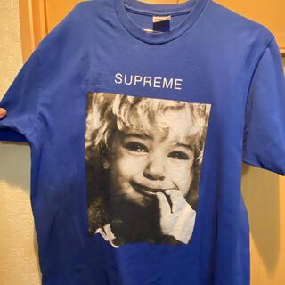 シュプリーム(Supreme)のシュプリュームTシャツドンクライベイビー(Tシャツ/カットソー(半袖/袖なし))