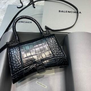 Balenciaga - BALENCIAGA アワーグラス ショルダーバッグ