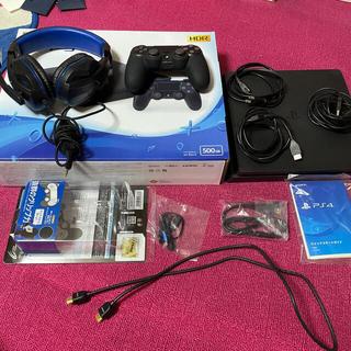 PlayStation4 - 美品 PlayStation4 CUH-2200AB01 PS4 プレステ4