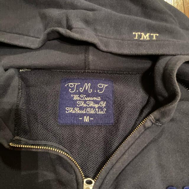 TMT(ティーエムティー)のTMT  パーカー サイズM メンズのトップス(パーカー)の商品写真