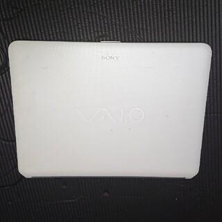 バイオ(VAIO)のSONY VAIO  VGN-NR72B ジャンク品(ノートPC)
