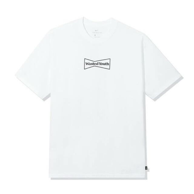 NIKE(ナイキ)のWASTED YOUTH x Nike SB LOGO TEE Mサイズ メンズのトップス(Tシャツ/カットソー(半袖/袖なし))の商品写真