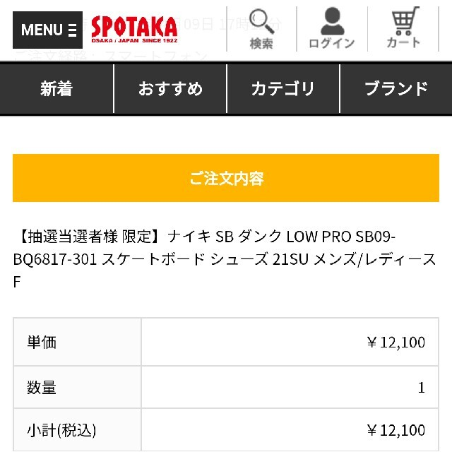NIKE(ナイキ)のジャララァ様専用 NIKE DUNK SB celadon メンズの靴/シューズ(スニーカー)の商品写真