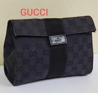 グッチ(Gucci)のGUCCI ポーチ クラッチバッグ セカンドバッグ 化粧ポーチ コスメ グッチ(ポーチ)