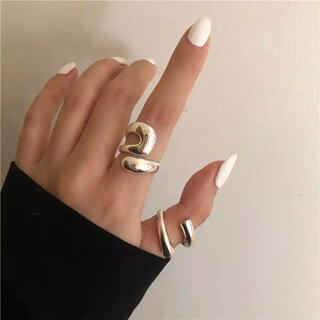 TODAYFUL - silver925 spiral ring