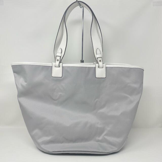 agnes b.(アニエスベー)の未使用☺︎agnes b.  voyage トートバッグ ナイロン グレー レディースのバッグ(トートバッグ)の商品写真