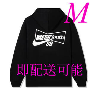 NIKE - WASTED YOUTH x Nike SB HOODY サイズM