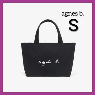agnes b. - 【新品】アニエスベー agnes b. ミニトート S  ブラック