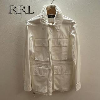 RRL - 綿フィールドジャケット