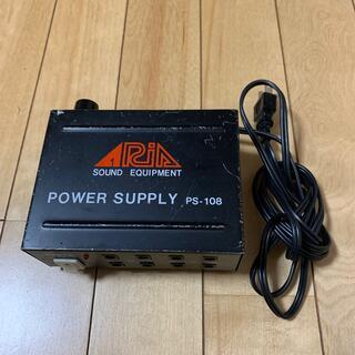 アリアカンパニー(AriaCompany)のアリア製 パワーサプライ PS-108(エフェクター)