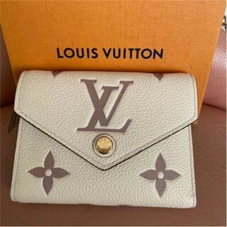 LOUIS VUITTON - ◆ルイヴィトン☆ポルトフォイユ・ヴィクトリーヌ・ウォレット折り財布☆ミニ財布◆