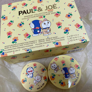 PAUL & JOE - 【最終値下げ】ポール&ジョー コフレ ドラえもん ドラミ