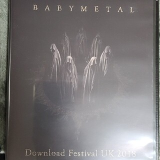 BABYMETAL  THE CHOSEN SEVEN