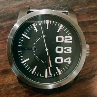 ディーゼル(DIESEL)のジャンク品 DIESEL腕時計 ベルト無し(腕時計(アナログ))