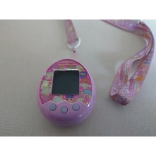 サンリオ(サンリオ)のたまごっち × サンリオキャラクターズ ピンク(携帯用ゲーム機本体)