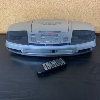 Panasonic - パナソニック コブラトップ RX-MDX3  CD MD ラジオ