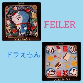 FEILER - フェイラー ドラえもん ハンカチ 2枚セット