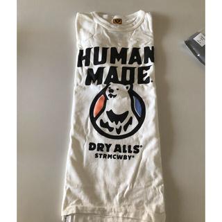 アベイシングエイプ(A BATHING APE)のhuman made XLサイズ 新品未使用(Tシャツ/カットソー(半袖/袖なし))