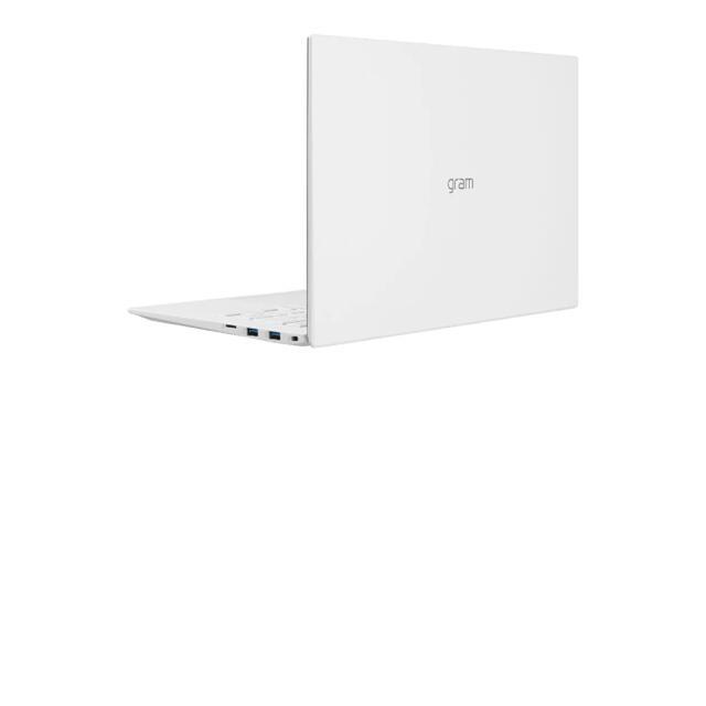 LG Electronics(エルジーエレクトロニクス)のSALE中ノートPC gram 14型 スノーホワイト14Z90P-KA54J1 スマホ/家電/カメラのPC/タブレット(ノートPC)の商品写真