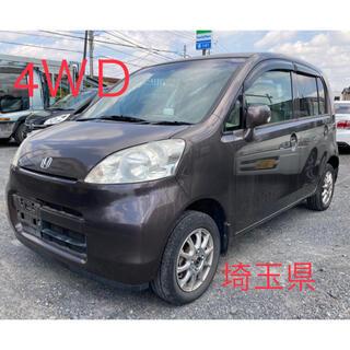 ホンダ - ホンダ ライフ 中古車 軽自動車 4WD