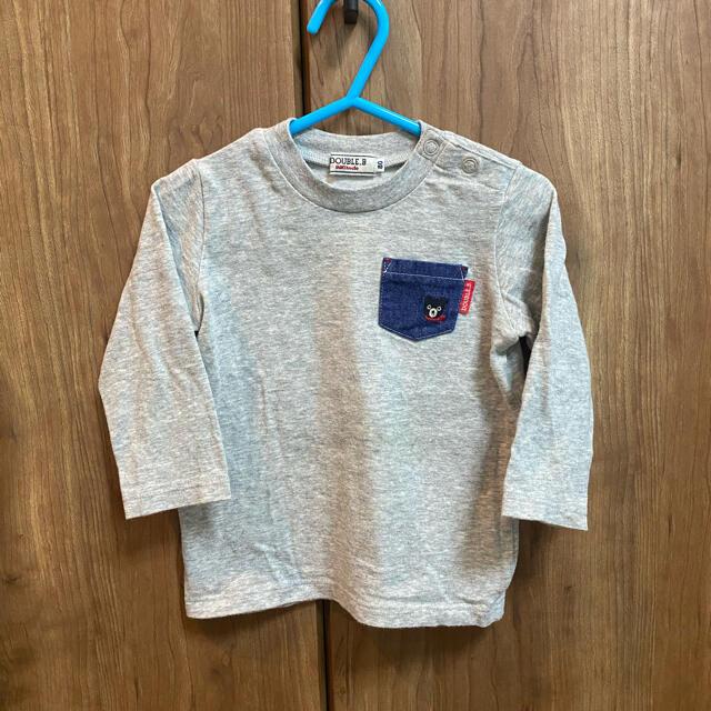 DOUBLE.B(ダブルビー)のjoyjoy様 専用 キッズ/ベビー/マタニティのベビー服(~85cm)(Tシャツ)の商品写真