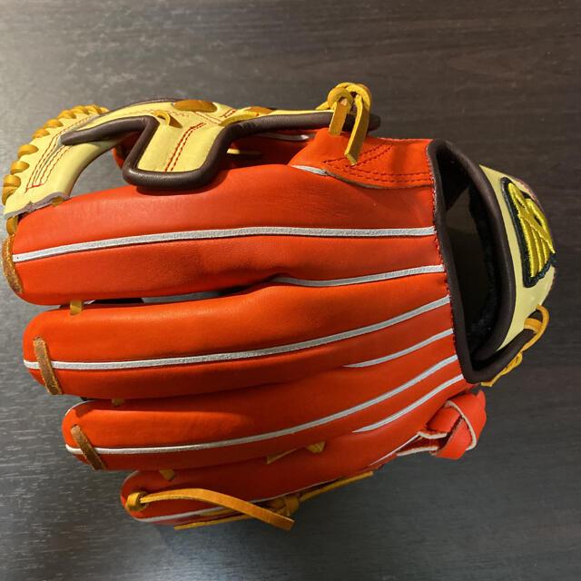 グローブ 硬式用 ブレット BRETT 内野手用 新品未使用 タグ付き 野球 スポーツ/アウトドアの野球(グローブ)の商品写真