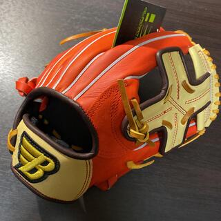 グローブ 硬式用 ブレット BRETT 内野手用 新品未使用 タグ付き 野球