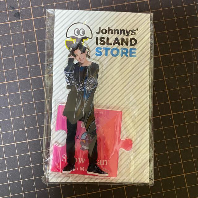 Johnny's(ジャニーズ)の目黒蓮 アクリルスタンド 第1弾 エンタメ/ホビーのタレントグッズ(アイドルグッズ)の商品写真