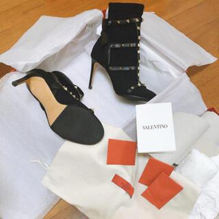 VALENTINO - スタッズ ブーツ
