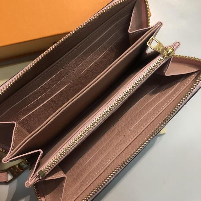 LOUIS VUITTON(ルイヴィトン)のルイヴィトン ヴェルニ 長財布 レディースのファッション小物(財布)の商品写真