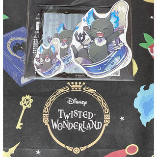 Disney - ツイステ キャラぺこ ステッカー グリム