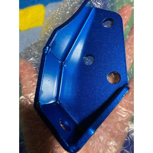 レガシィツーリングワゴン bp5 強化スタビブラケット 新品 自動車/バイクの自動車(車種別パーツ)の商品写真