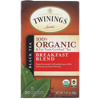 トワイニング オーガニック ティー 2パック(茶)