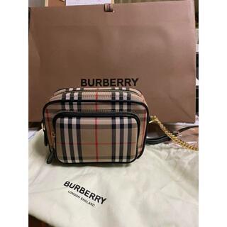 BURBERRY - バーバリー カメラバッグ ショルダーバッグ