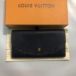 ルイヴィトン(LOUIS VUITTON)のLOUIS VUITTON モノグラム アンプラント 長財布(財布)