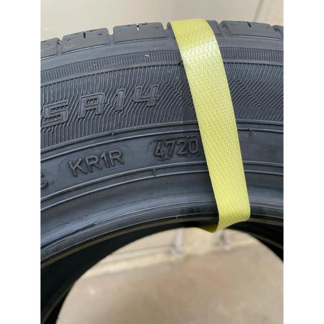 Goodyear(グッドイヤー)の155 65 14 サマータイヤ 自動車/バイクの自動車(タイヤ)の商品写真